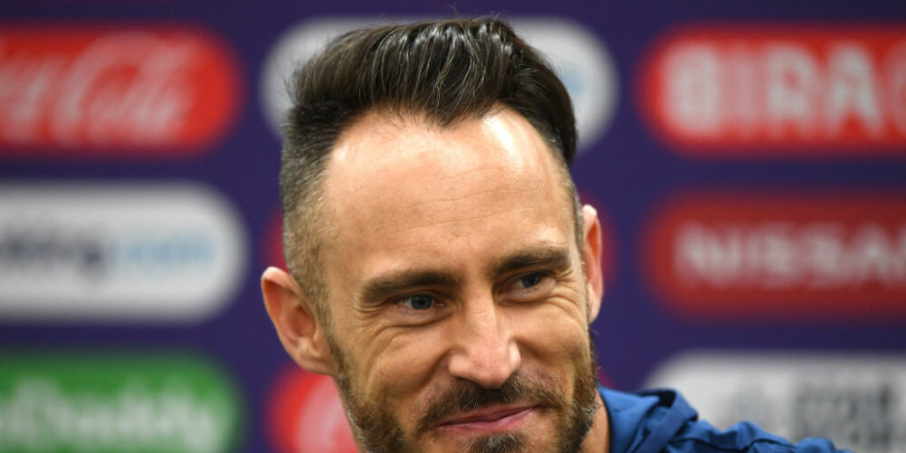 Faf du Plessis - South Africa