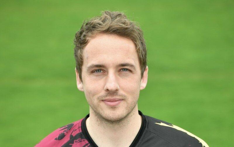 Somerset all-rounder Josh Davey