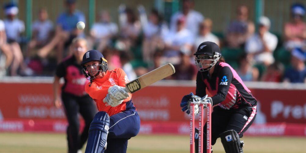 England Women batter Danni Wyatt