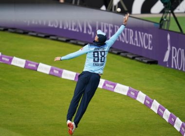England batsman Tom Banton