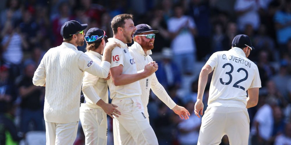 Ollie Robinson inspires India to an innings win over India